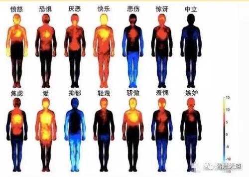 心情对身体的影响