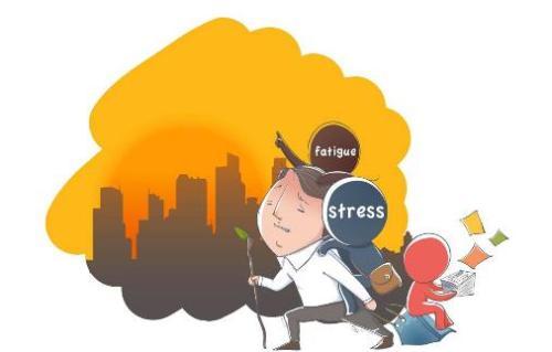 心理压力大的表现,心理压力大应该怎么解压
