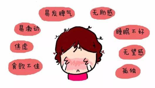 心情烦躁是什么原因,心情烦躁是什么原因