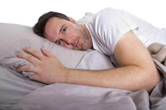 睡觉时烦躁