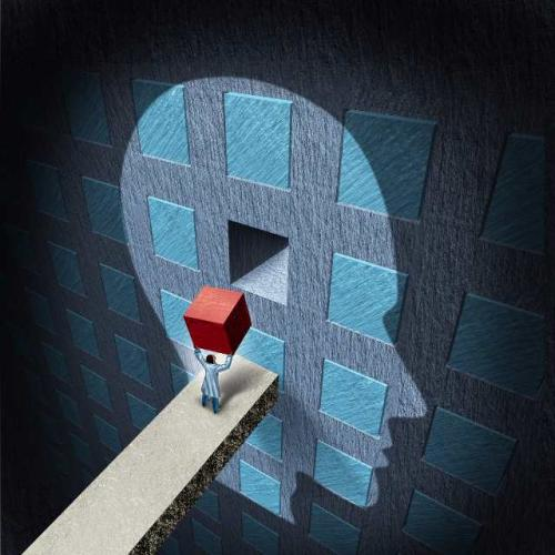 """心理上的,心理学上的""""边界""""是什么意思?"""
