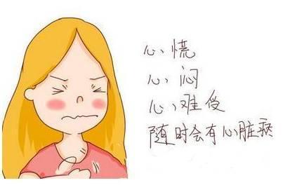 心悸的症状,什么是心悸,症状是什么?